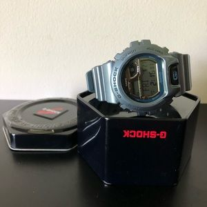 CASIO G-SHOCK Bluetooth Technology Watch GB-6900AA